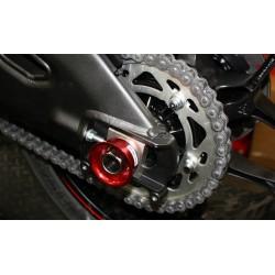 Snabbytarkit för bakhjul med specialtillverkad axel, R1