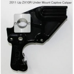 ZX10R Under Mount Rear Caliper Bracket